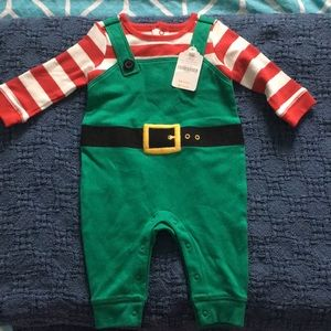 BNWT Gymboree holiday outfit